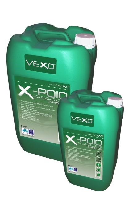 Vexo's X-PO10 Inhibitor.
