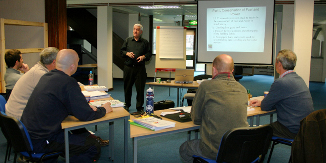 RHI Fuels Demand for HETAS Training