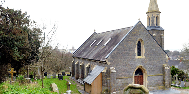 Church conversion warms to renewable heat with biomass