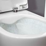 Laufen new rimless WC