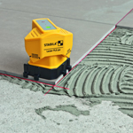 Stabila takes to the floor with new laser