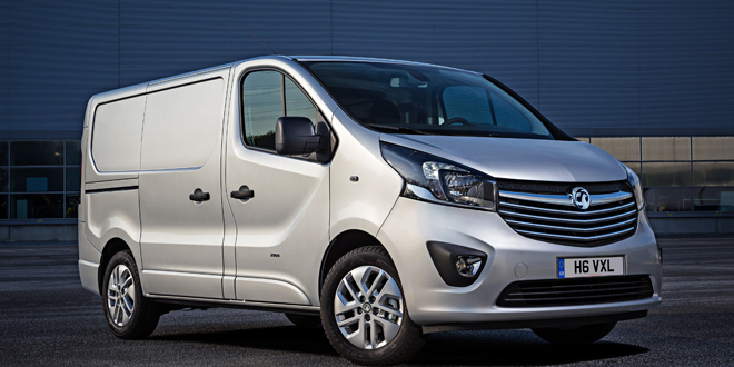 Vauxhall announces pricing for Brit-built Vivaro