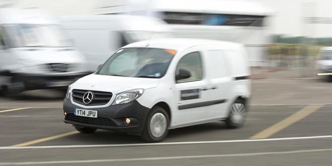 227 Vans, 14,060 miles and 5,421 biscuits
