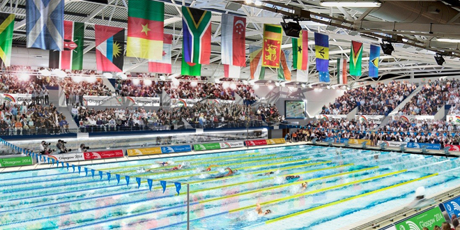 Geberit plumbs the Commonwealth Games