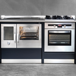 Specflue launch new range pellet cookers