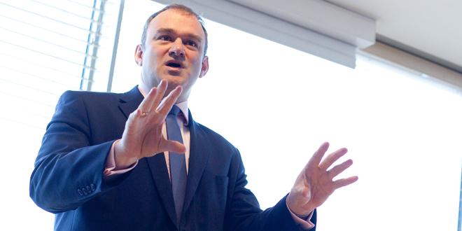 Edward Davey statement on DECC's new ministers