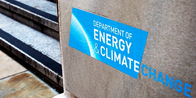 DECC reshuffle is major concern for energy industry