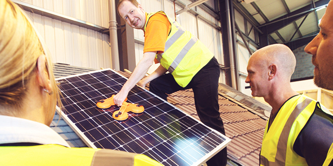 Greenworks support Green Deal Home Improvement Fund