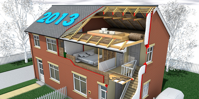 Knauf Insulation offers a flexible approach to fabric first