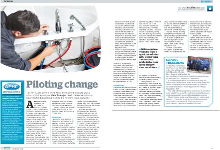 Piloting change