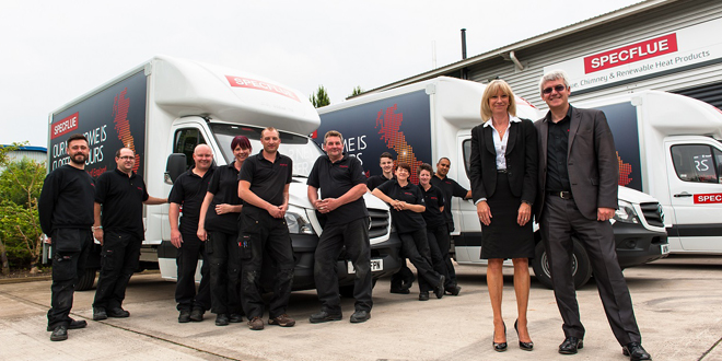 Specflue opens new northern depot