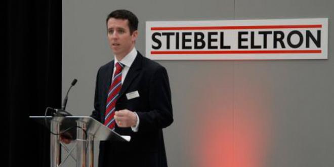 Stiebel Eltron UK signs partnership with Irish engineering