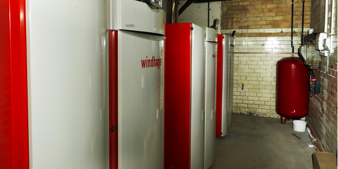 Biomass installers warm up the North East