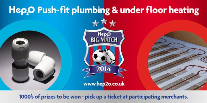 Everyone's a winner with Hep2O Big Match