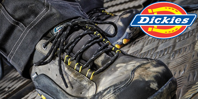 FREE draw to win a pair of brand new work boots