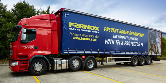 Fernox unveils new fleet