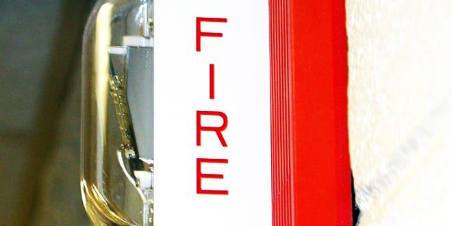 Popular - Businesses urged to take fire alarm setup and security seriously