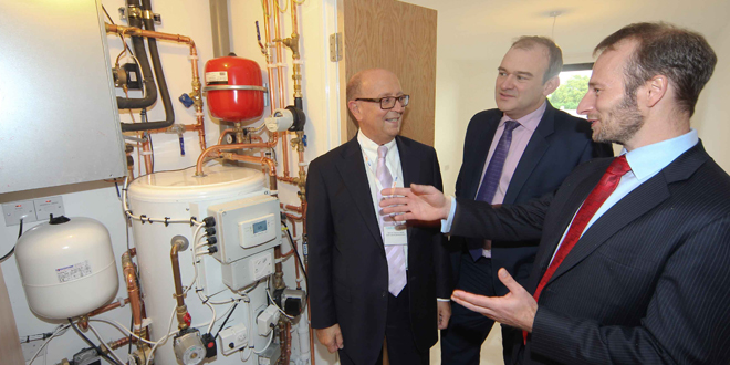 Mitsubishi Electric welcomes DECC heat pump map