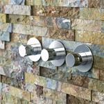 Dual control concealed shower valves from Bristan
