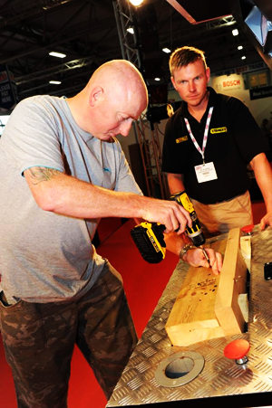 Get in early for home improvements:  Booming business and bulging diaries for UK tradesmen