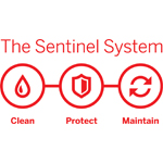 Sentinel launch fail-safe water treatment system