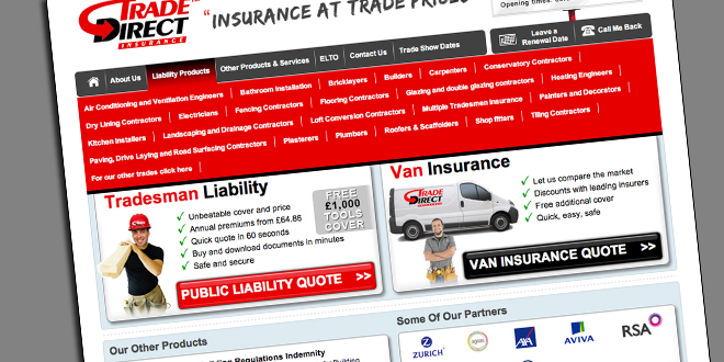 One-stop shop for tradesman