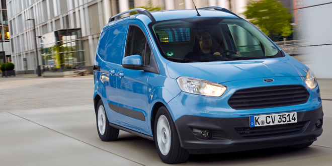 All-new Ford Transit Courier