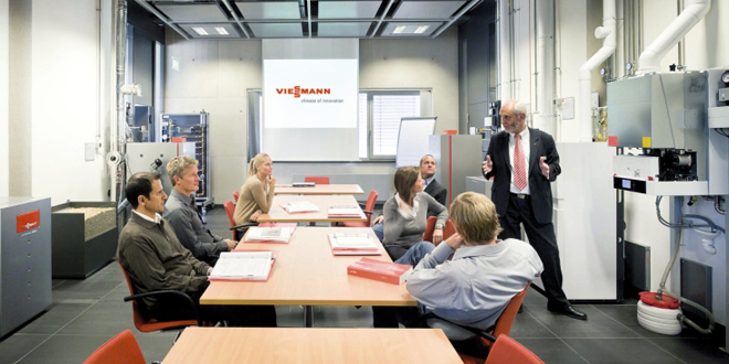 Viessmann launches CIBSE-accredited CPD courses