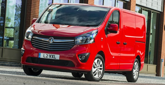 Popular - Vauxhall offers premier service to van customers
