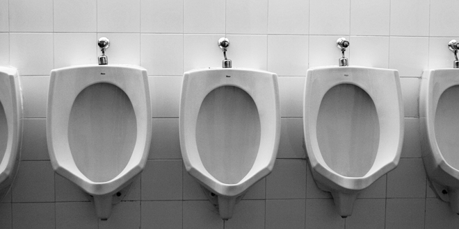 Business can be seriously affected by inadequate washrooms