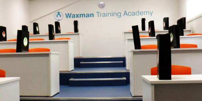 Waxman Training Academy warmly welcomes HETAS accreditation