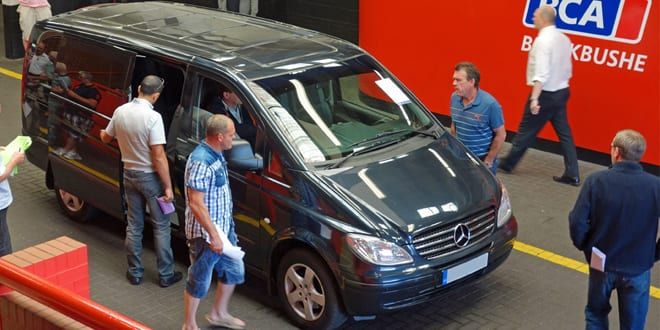 Popular - Used van values hit new high in 2014