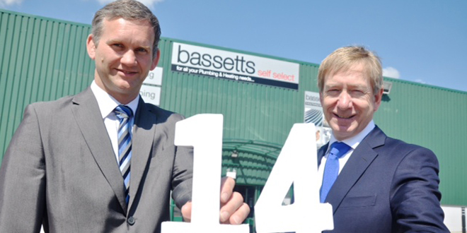 Bassetts Opens 14th Northern Ireland Branch