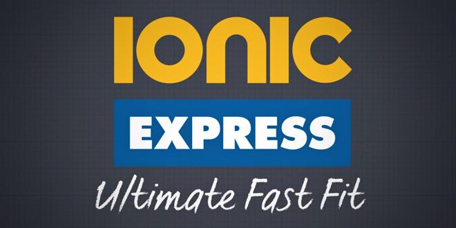 Ionic video web