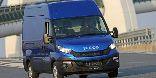 Popular - New Iveco Daily gets five-year warranty