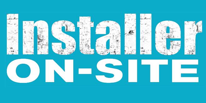 Installer ON-SITE tour kicks off