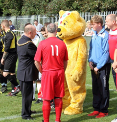 Pudsey charity