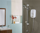 Safe showering guaranteed