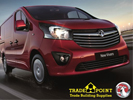 Win a new Vauxhall Vivaro Sportive worth over £20,000