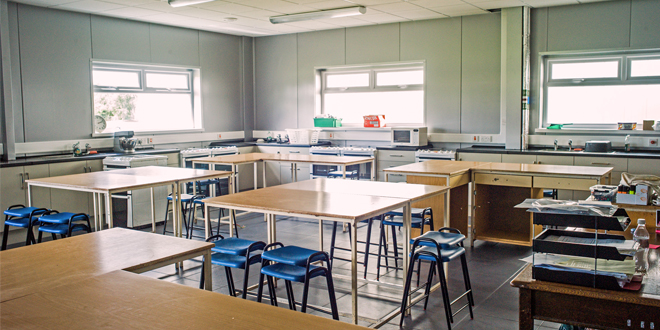 School scores full marks for sustainability