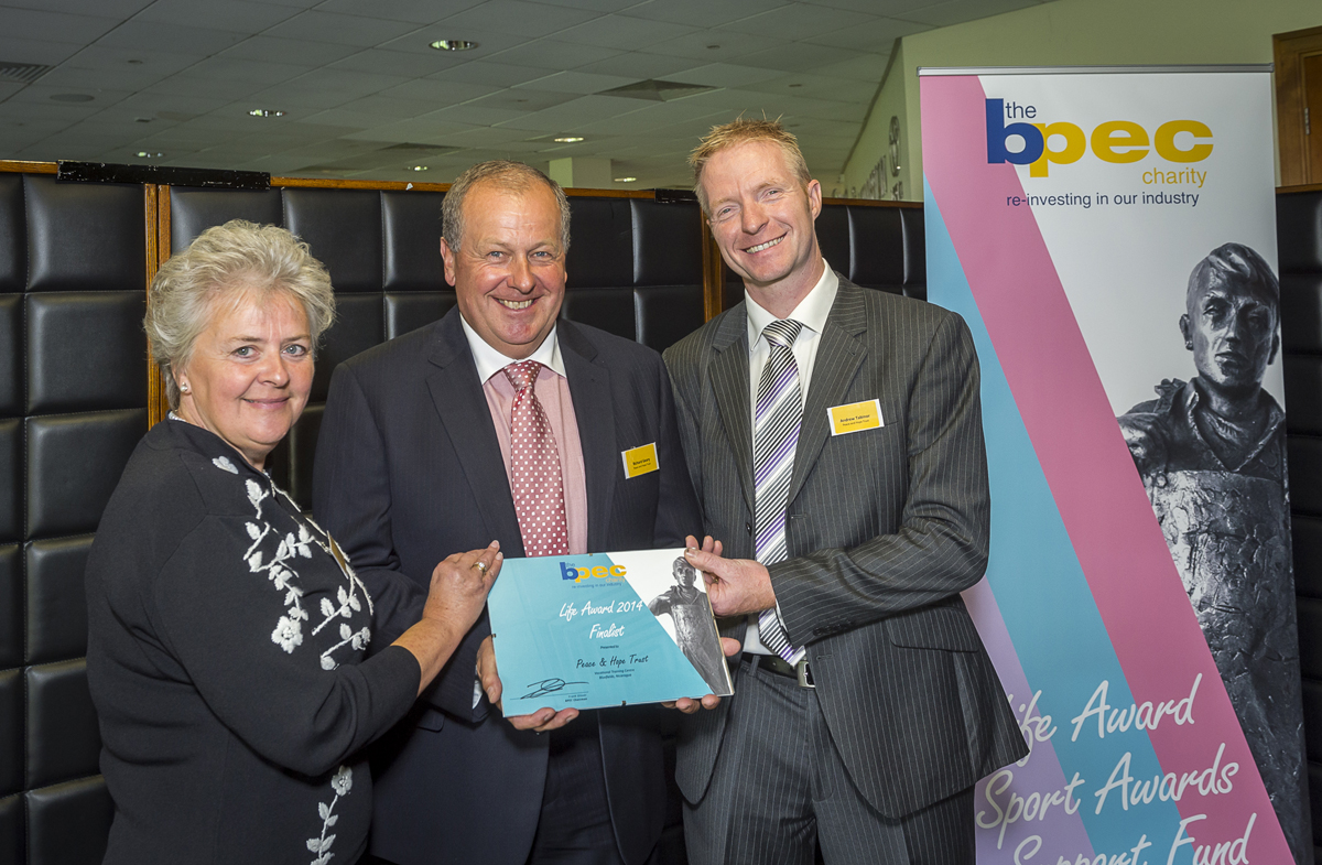 BPEC awards new