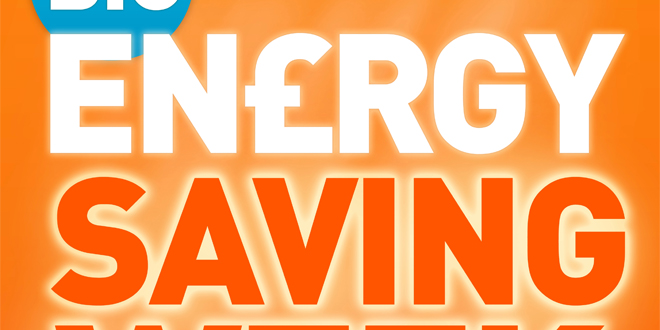 Big energy saving