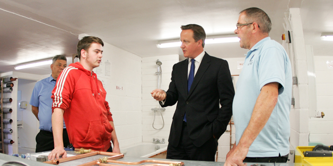 Prime Minister opens BPEC accredited training centre