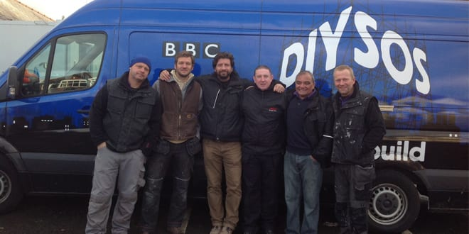 Popular - AKW give helping hand to DIY SOS