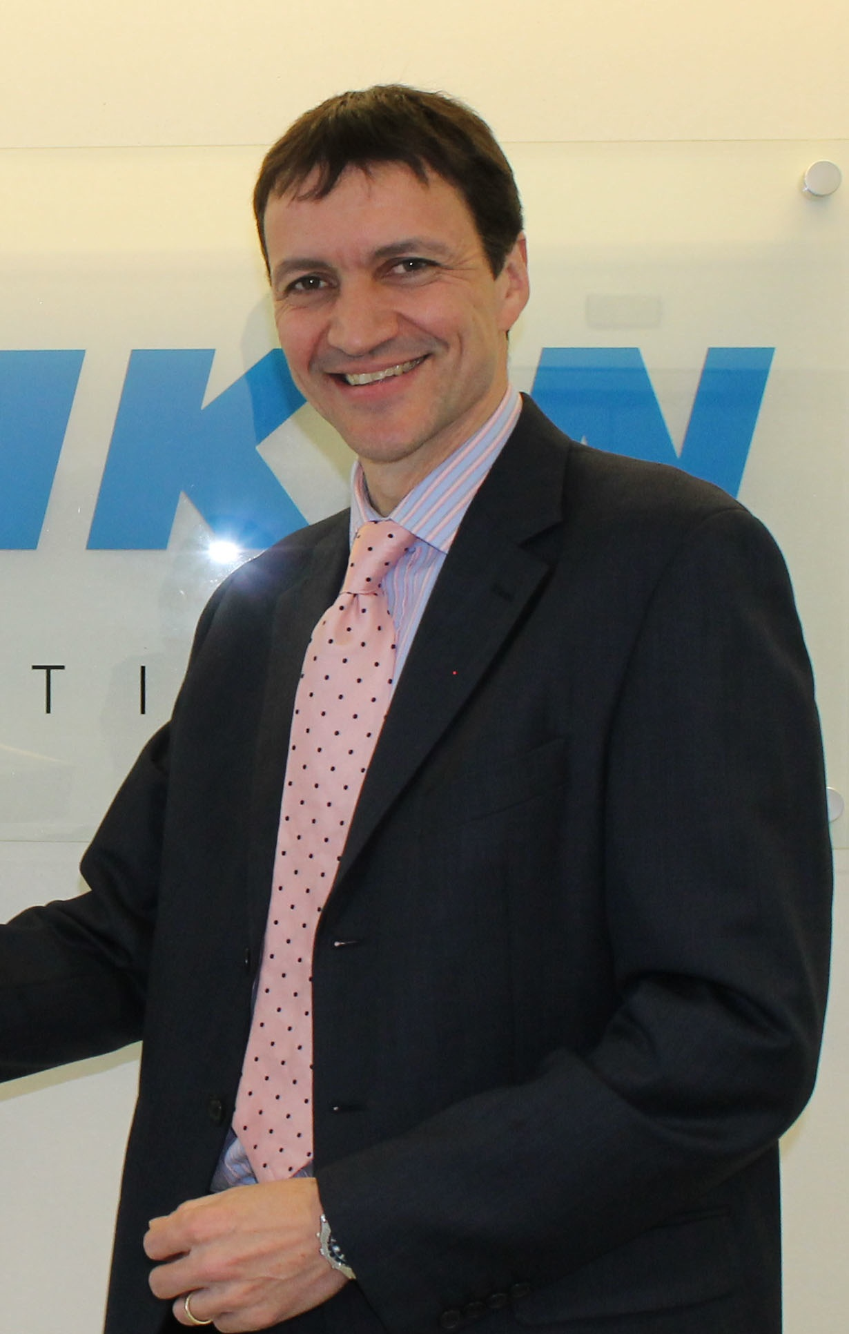 Daikin UK technical expert, Martin Passingham