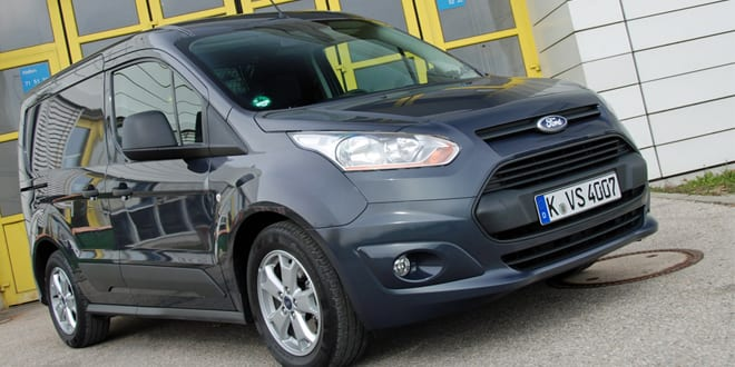 Popular - Ford Transit Connect 2013 review