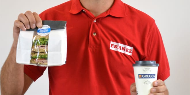 Popular - Win a year's free lunches with Franke