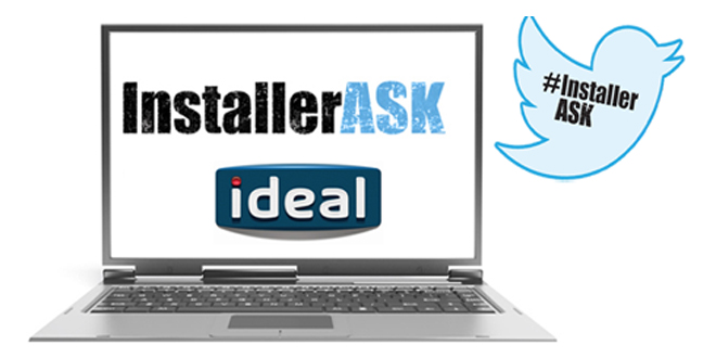 #InstallerASK with Ideal Boilers