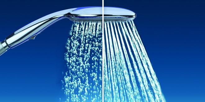 Low water pressure web