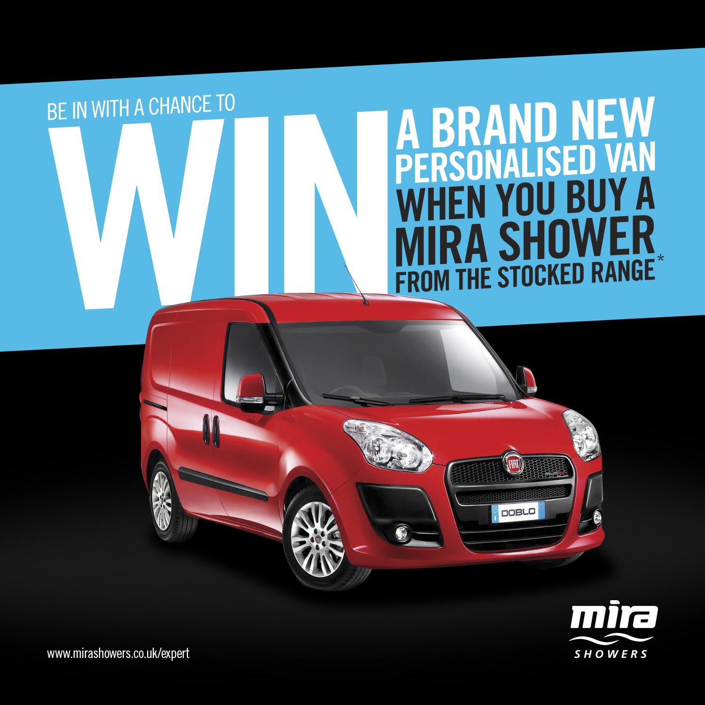 MS1415PV Mira Plumbase Win a Van #2